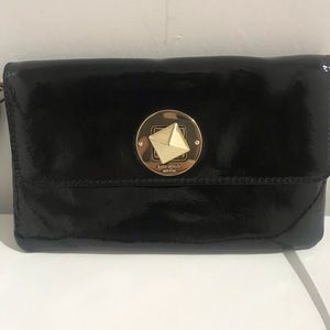 Kate Spade patent leather clutch